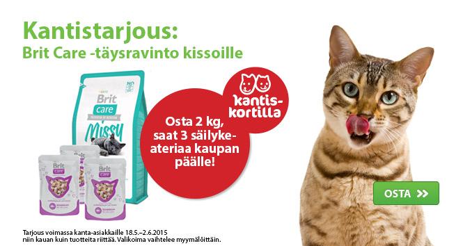Kantis Brit Care Cat -> 2.6.