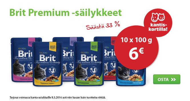 MM02 Kantis Brit Premium kissa