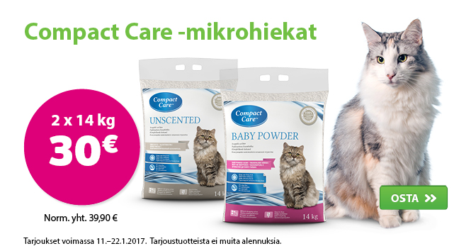 MM01 Compact Care 2 x 14 kg 30 €