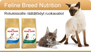 Roya Canin Feline Breed Nutrition